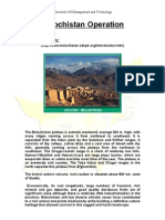 Balochistan Operation 2007