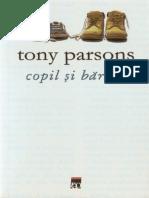 Tony Parsons - Copil si barbat .epub