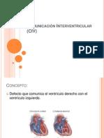 Comunicación Interventricular (CIV).pptx