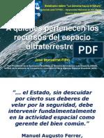 A quienes pertenecen los recursos del espacio ultraterrestre.pdf
