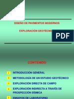 EXPLORACIÓN GEOTÉCNICA.ppt