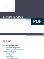 JustDial Services