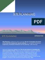 Siteplanning Kevinlynch