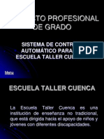 DEFENZA FINAL PROYECTO PROFESIONAL DE GRADO ETC.ppt