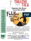Theatre Talk - Volume 51 Issue 1