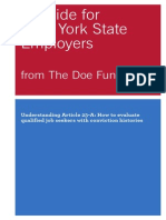New York State Employers Guide