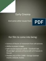 Early Cinema Chapter 1 Nelmes