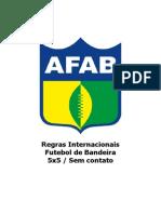 Regras Internacionais Futebol de Bandeira 5x5 Sem contato.pdf