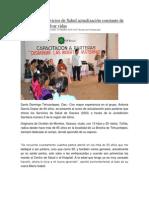 10-10-14 nss Brindan los Servicios de Salud actualización constante de parteras para salvar vidas.docx