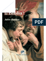 Barton John - Que Es La Biblia.pdf