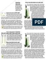 Intro to -Colloidal Silver Leaflet