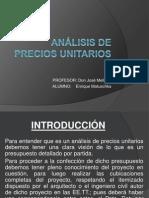 Análisis de precios unitarios.ppt