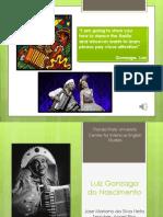 Presentation - Gonzagao