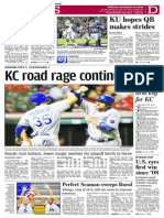 september 24 2014 sports front
