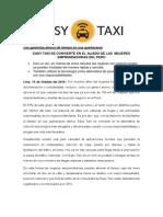 EASY TAXI SE CONVIERTE EN EL ALIADO DE LAS  MUJERES EMPRENDEDORAS DEL PERÚ.docx