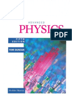 Advanced Physics Tom Duncan Fifth Edition