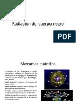 Radiación del cuerpo negro EXPO.pptx