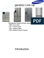Refrigerator Technical Training