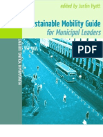 Sustainable Mobility Guide for Municipality