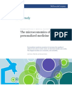 McKinsey - The Microeconomics of Personalized Medicine