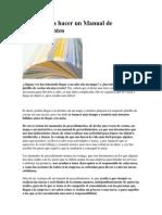5 pasos para hacer un Manual de Procedimientos.pdf