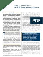 modular bicompartmental arthroplasty paper