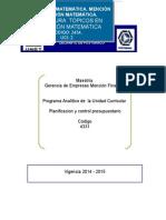 programa Planificacion y Control Nuevo.doc