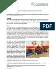 GVI Playa del Carmen Monthly achievement report September 2014.pdf