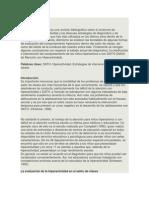 Hiperactividad Estrategias de Intervención en Ambientes Educativos