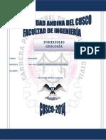 Informe #1 (Rey Cesar Muñoz Cuellar) GEOLOGIA-2014- II.pdf