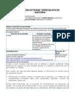 DESCRIPCIÓN ACTIVIDAD %22ESPECIALISTA EN AUDITORIA%22.docx