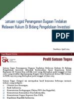 Materi Penyidikan Sektor Jasa Keuangan