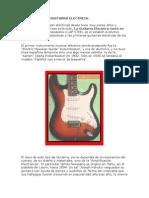 HISTORIA DE LA GUITARRA ELECTRICA.docx