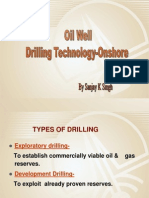 Oil Well Drilling Technology-Onshore