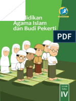 Kelas 04 SD Pendidikan Agama Islam Dan Budi Pekerti Siswa