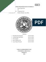 LAPORAN PRAKTIKUM ILMU MATERIAL II semen.docx