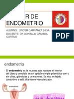 Cáncer de endometrio.pptx