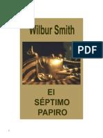 Smith, Wilbur - El Septimo Papiro.doc