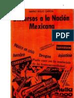 DISCURSOS A LA NACIÓN MEXICANA.- Mario Bolio García.pdf