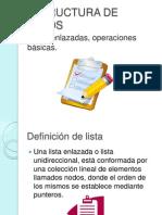 3 Listas y listas enlazadas.pptx