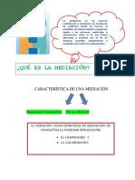 CARACTERÍSTICA DE UNA MEDIACIÓN.docx