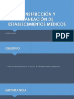 CONSTRUCCIÓN Y PLANEACIÓN DE ESTABLECIMIENTOS MÉDICOS.pptx
