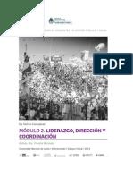 Módulo 2. Liderazgo, dirección y coordinación- FORMARNOS.pdf