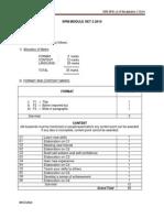 SPM Exam Module Set 2 Answer Key 2014
