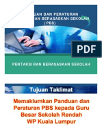 panduan PBS