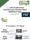 Desarrollo de Aplicaciones Interactivas Para Television Digital