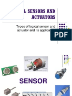 EJ501 T2 Logical Sensor and Actuator