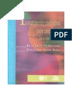 La investigacion cualitativa para psicologos (de la idea al reporte) - Emily Ito.pdf
