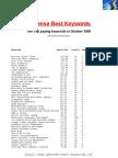 500 Adsense Top Paying Keywords 2009
