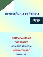 Resistência elétrica.pps